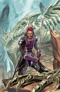 [Dragonsblood #2 (Cover A Vitorino) (Product Image)]