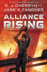 [Alliance Rising (Hardcover) (Product Image)]