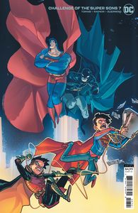 [Challenge Of The Super Sons #7 (Riley Rossmo Variant) (Product Image)]
