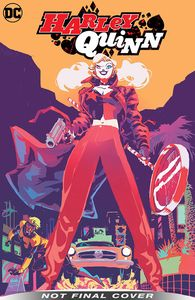 [Harley Quinn: Volume 5: Hollywood Or Die (Product Image)]