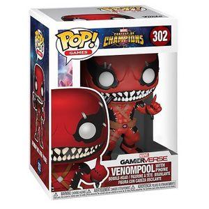 [Marvel: Contest Of Champions: Pop Vinyl Bobblehead: Venompool With Phone (Product Image)]
