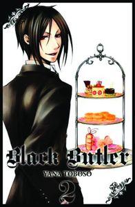 [Black Butler: Volume 2 (Product Image)]