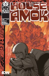 [House Amok #5 (Cover A Mcmanus) (Product Image)]