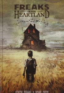 [Freaks Of The Heartland (Hardcover) (Product Image)]