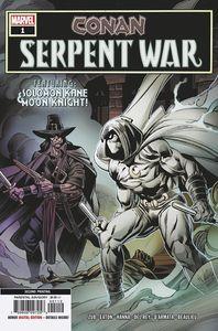 [Conan: Serpent War #1 (2nd Printing Eaton Variant) (Product Image)]