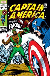 [Captain America #117 (Facsimile Edition) (Product Image)]