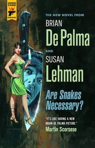 [Are Snakes Necessary? (Signed Bookplate Hardcover) (Product Image)]