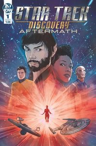 [Star Trek: Discovery: Aftermath #1 (Cover A Hernandez) (Product Image)]