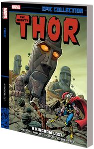 [Thor: Epic Collection: Kingdom Lost (Product Image)]