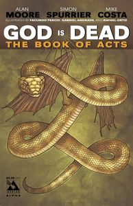 [God Is Dead: Book Of Acts: Alpha (Iconic Cover) (Product Image)]