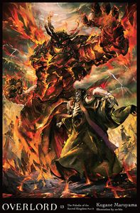 [Overlord: Volume 13 (Light Novel) (Product Image)]