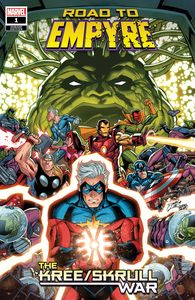 [Road To Empyre: The Kree/Skrull War #1 (Ron Lim Variant) (Product Image)]