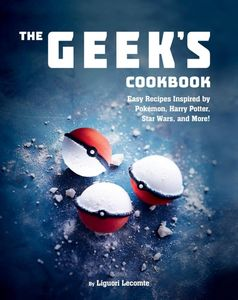 [The Geek's Cookbook (Hardcover) (Product Image)]