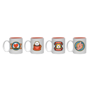 [BT21: Espresso Cup Set (Product Image)]
