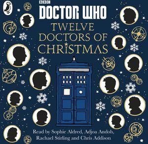 [Doctor Who: Twelve Doctors Of Christmas (Product Image)]
