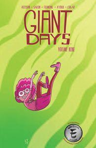 [Giant Days: Volume 9 (Product Image)]