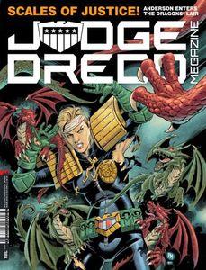 [Judge Dredd Megazine #381 (Product Image)]
