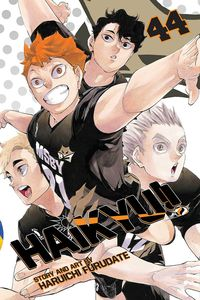 [Haikyu!!: Volume 44 (Product Image)]