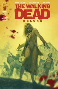 [Walking Dead: Deluxe #11 (Cover C Tedesco) (Product Image)]