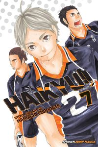 [Haikyu: Volume 7 (Product Image)]