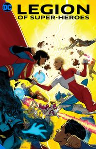 [Legion Of Super-Heroes: Volume 2 (Product Image)]