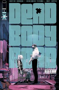 [Dead Body Road: Bad Blood #5 (Product Image)]