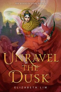 [Blood Of Stars: Book 2: Unravel The Dusk (Hardcover) (Product Image)]