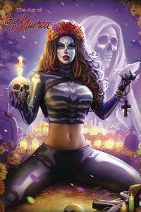 [Art Of La Muerta (Hardcover) (Product Image)]