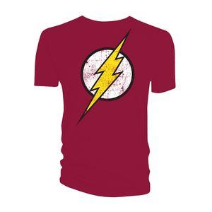 [DC: T-Shirt: Flash Logo (Product Image)]