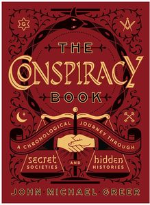 [The Conspiracy Book (Hardcover) (Product Image)]
