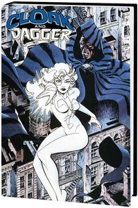 [Cloak & Dagger: Omnibus: Volume 1 (Hardcover) (Product Image)]