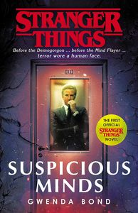 [Stranger Things: Suspicious Minds (Hardcover) (Product Image)]