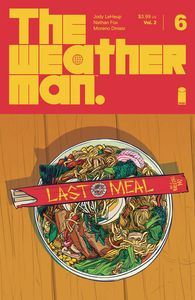 [Weatherman: Volume 2 #6 (Cover A Fox) (Product Image)]