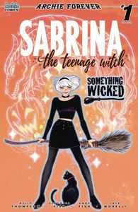 [Sabrina: Something Wicked #1 (Cover A Fish) (Product Image)]