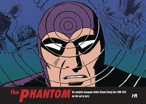 [The Phantom: The Complete Dailies: Volume 22: 1968-1970 (Hardcover) (Product Image)]