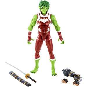 [DC Multiverse: Action Figure: Beast Boy (Product Image)]