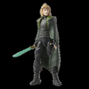 [Loki: Marvel Legends Action Figure: Sylvie (Product Image)]