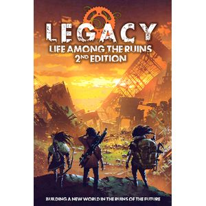 [Legacy: RPG: Life Among The Ruins: 2nd Edition (Hardcover) (Product Image)]