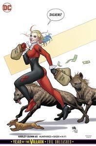 [Harley Quinn #65 (Variant Edition YOTV) (Product Image)]