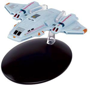 [Star Trek: Starships Figure Collection Magazine #78 Voyager Aeroshuttle (Product Image)]