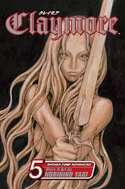 [Claymore: Volume 5 (Product Image)]