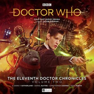 [Doctor Who: The Eleventh Doctor Chronicles: Volume 2 (Product Image)]