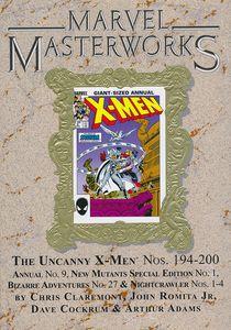 [Marvel Masterworks: Uncanny X-Men: Volume 12 (DM Variant Edition 287 Hardcover) (Product Image)]