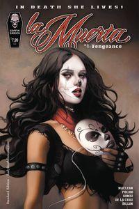 [La Muerta: Vengeance #1 (Standard Edition) (Product Image)]