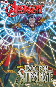 [Marvel Action Classics: Avengers: Dr Strange #1 (Product Image)]