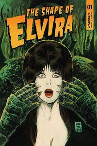 [Elvira: The Shape Of Elvira #1 (Cover A Francavilla) (Product Image)]