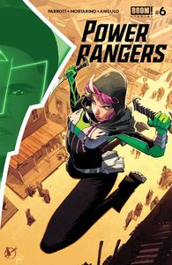 [Power Rangers #6 (Cover A Scalera) (Product Image)]