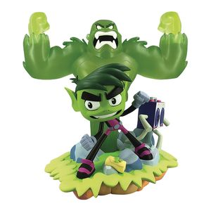 [DC Gallery PVC Statue: Teen Titans Go: Beast Boy (Product Image)]