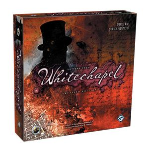[Letters From Whitechapel: Board Game (Product Image)]