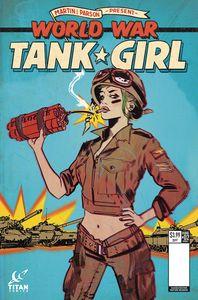 [Tank Girl: World War Tank Girl #2 (Cover C Lotay) (Product Image)]
